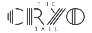The Cryo Ball Logo Grey